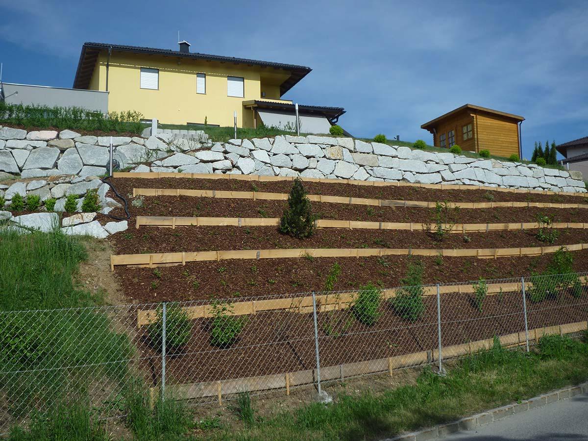 Gartengestaltung und landschaftsbau grossalber feldkirchen for Garten planen beispiele
