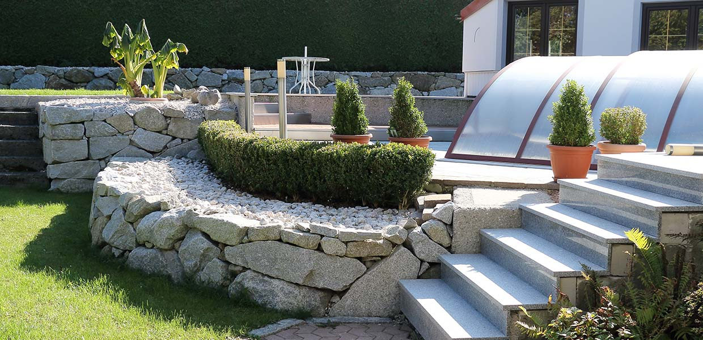 Home grossalber gartengestaltung natursteinlegungen for Gartengestaltung planen